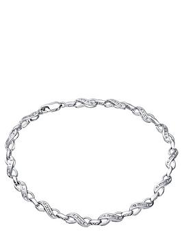 love-diamond-sterling-silver-10-point-diamond-twist-bracelet