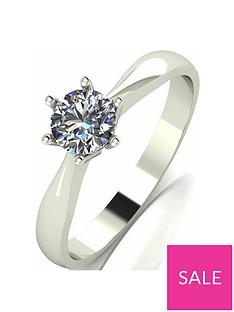 moissanite-9-carat-white-gold-50pt-solitaire-ring