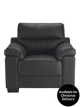 saskia-leatherfaux-leather-armchair