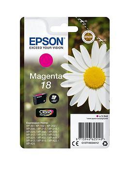 epson-singlenbsppack-18-claria-home-ink--nbspmagentanbsp