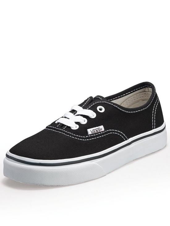25a5053aba Vans Authentic Childrens Trainer