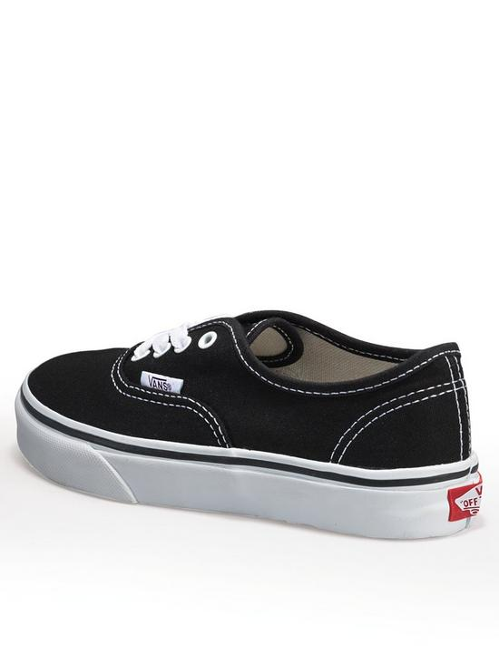 Vans Authentic Childrens Trainer  8a3ae3513