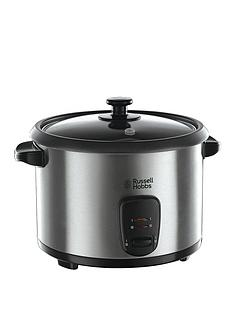 russell-hobbs-19750-700-watt-rice-cooker-brushed-stainless-steel