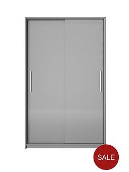 prague-high-gloss-sliding-2-door-wardrobe