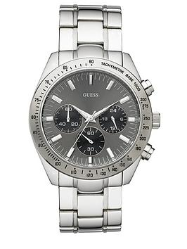guess-mens-chase-chrono-bracelet-watch