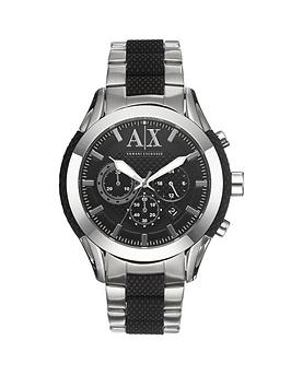 armani-exchange-chrono-steel-and-black-mens-watch