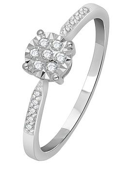 love-diamond-9-carat-white-gold-15pt-illusion-set-solitaire-ring