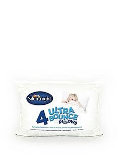 silentnight-ultrabounce-pillows-4-pack