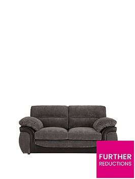 lyla-fabric-and-faux-leather-2-seater-sofa