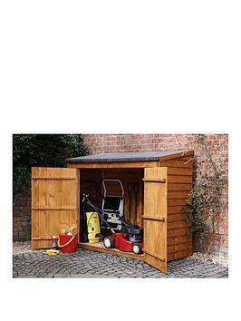 forest-6x5ft-overlap-pent-roof-garden-storage