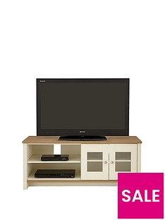 Consort Tivoli Ready Assembled TV Unit - fits up to 55 inch TV