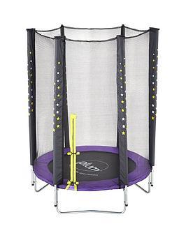 plum-stardust-45ft-junior-trampoline-and-enclosure