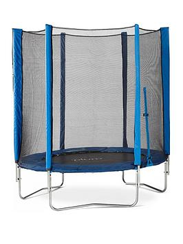 plum-blue-6ft-trampoline-and-enclosure