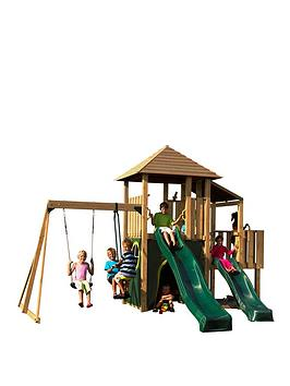 plum-bison-wooden-playcentre