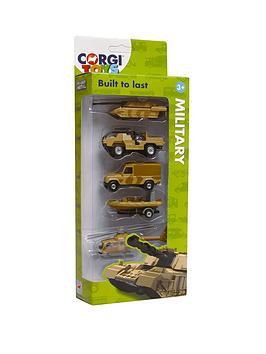 corgi-die-cast-5-pack-military