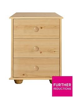 kidspace-nova-3-drawer-bedside-cabinet