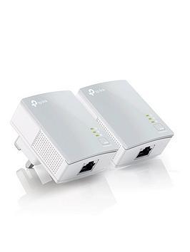 tp-link-600mbps-nano-powerline-starter-kit-ndash-1-port-tl-pa4010-kit