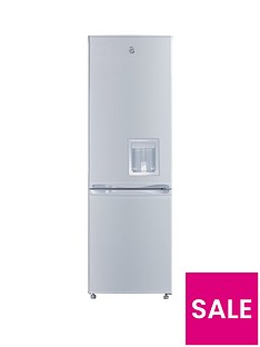 Swan SR5330 55cm Fridge Freezer with Water Dispenser - White