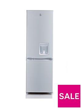 swan sr5330 55cm fridge freezer with water dispenser. Black Bedroom Furniture Sets. Home Design Ideas