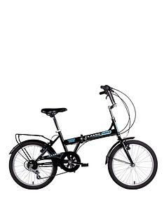 classic-saker-6-speed-unisex-folding-bike-165-inch-frame