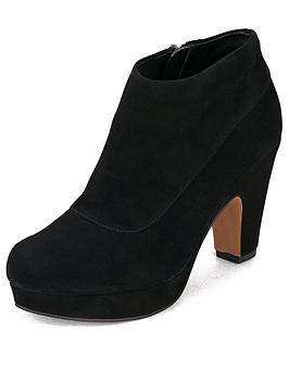 Ankle Boots | Black | Boots | Shoes & boots | Women | www.very.co.uk