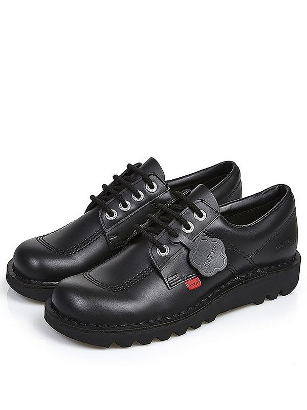 Kickers Kick Lo Mens Lace Up Shoes Very Co Uk