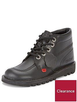 kickers-leather-mid-top-boot