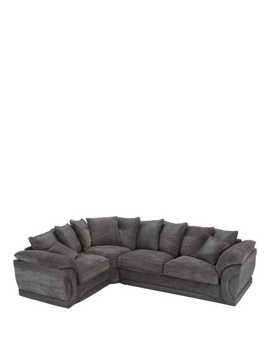 Maze Scatterback Left-Hand Corner Group Sofa | very.co.uk