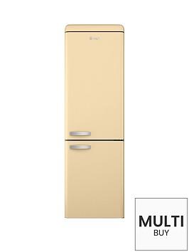 swan-sr11020c-60cm-retro-fridge-freezer-cream