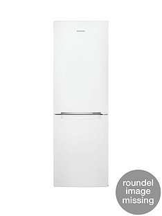 Samsung RB29FSRNDWW/EU 60cm Frost-Free Fridge Freezer with Digital Inverter Technology and 5 Year Samsung Parts and Labour Warranty -White