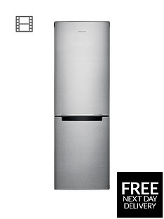Samsung RB29FSRNDSA/EU 60cm Frost-Free Fridge Freezer with Digital Inverter Technology - Silver