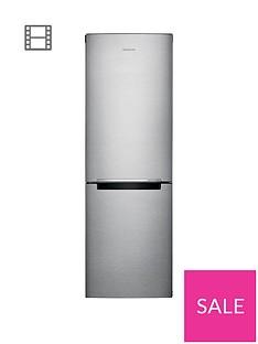 Samsung RB29FSRNDSA/EU 60cm Frost-Free Fridge Freezer with Digital Inverter Technology - Silver Best Price, Cheapest Prices