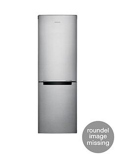 Samsung RB29FSRNDSA/EU 60cm Frost-Free Fridge Freezer with Digital Inverter Technologyand 5 Year Samsung Parts and Labour Warranty - Silver