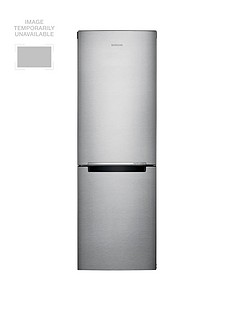 Samsung RB29FSRNDSA/EU 60cm Frost-Free Fridge Freezer with Digital Inverter Technology and 5 Year Samsung Parts and Labour Warranty - Silver