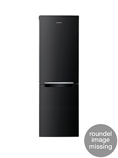 Samsung RB29FSRNDBC/EU 60cm Frost-Free Fridge Freezer with Digital Inverter Technology - Black, 5 Year Samsung Parts and Labour Warranty