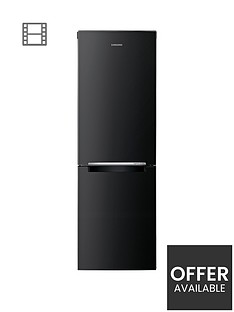 samsung-rb29fsrndbceu-60cm-wide-frost-free-fridge-freezer-with-digital-inverter-technology-black