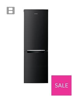 Samsung RB29FSRNDBC/EU 60cm Wide Frost-Free Fridge Freezer with Digital Inverter Technology - Black