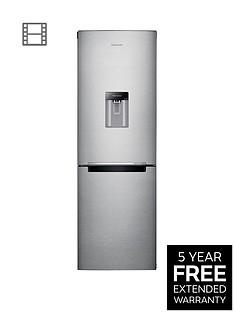 Samsung RB29FWRNDSA/EU 60cm Frost-Free Fridge Freezer with Digital Inverter Technology - Silver