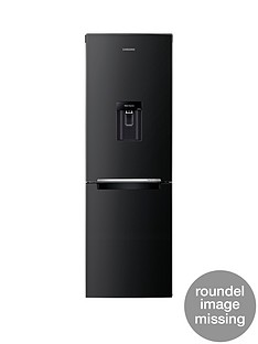 Samsung RB29FWRNDBC/EU 60cm Frost-Free Fridge Freezer with Digital Inverter Technology - Black, 5 Year Samsung Parts and Labour Warranty