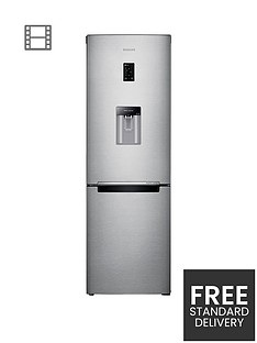 samsung-rb31fdrndsaeu-60cm-frost-free-fridge-freezer-with-digital-inverter-technology-and-5-year-samsung-parts-and-labour-warranty-silver