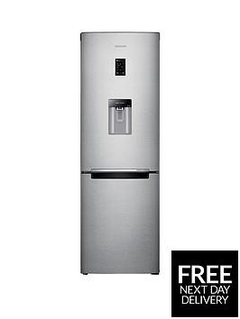 samsung-rb31fdrndsaeu-60cm-frost-free-fridge-freezer-with-digital-inverter-technology-silvernbsp5-year-samsung-parts-and-labour-warranty