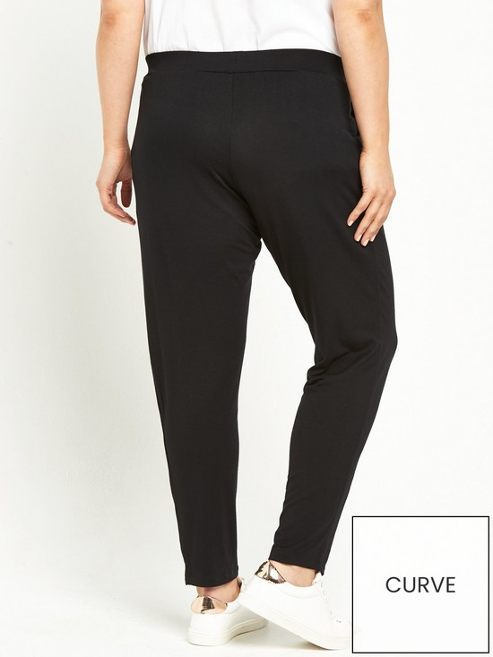 6afb013afa996 V by Very Curve Jersey Peg Trousers (Available in sizes 14-28 ...