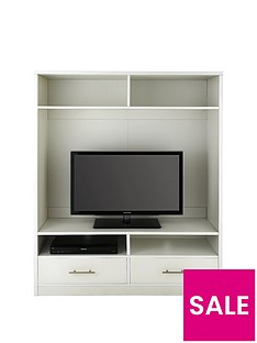 Metro TV Media Unit - fits up to 47 inch TV