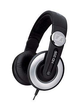 sennheiser-sennheiser-hd-205-closed-back-stereo-dj-headphones-black-black