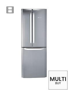 hotpoint-ffu3dx-70cm-frost-free-fridge-freezer-stainless-steel