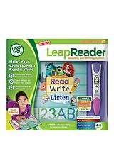 LeapReader Reading and Writing System - Pink
