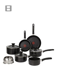 tefal-delight-7-piece-pan-set-black