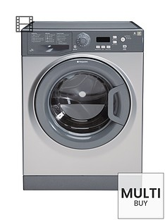 hotpoint-extra-wmxtf842g-8kg-load-1400-spin-washing-machine-graphite