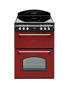 leisure-grb6cvr-60cmnbspgourmet-double-oven-range-style-electric-cooker-with-optional-connection-red