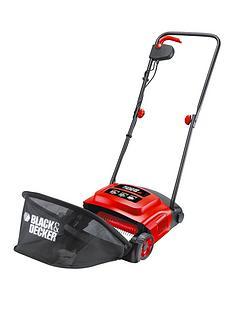 black-decker-600-watt-lawnraker